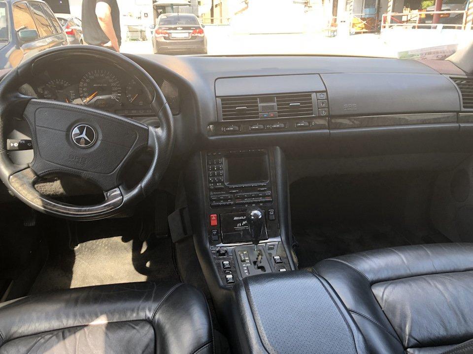 Mercedes-Benz S500 AMG W140 (21)