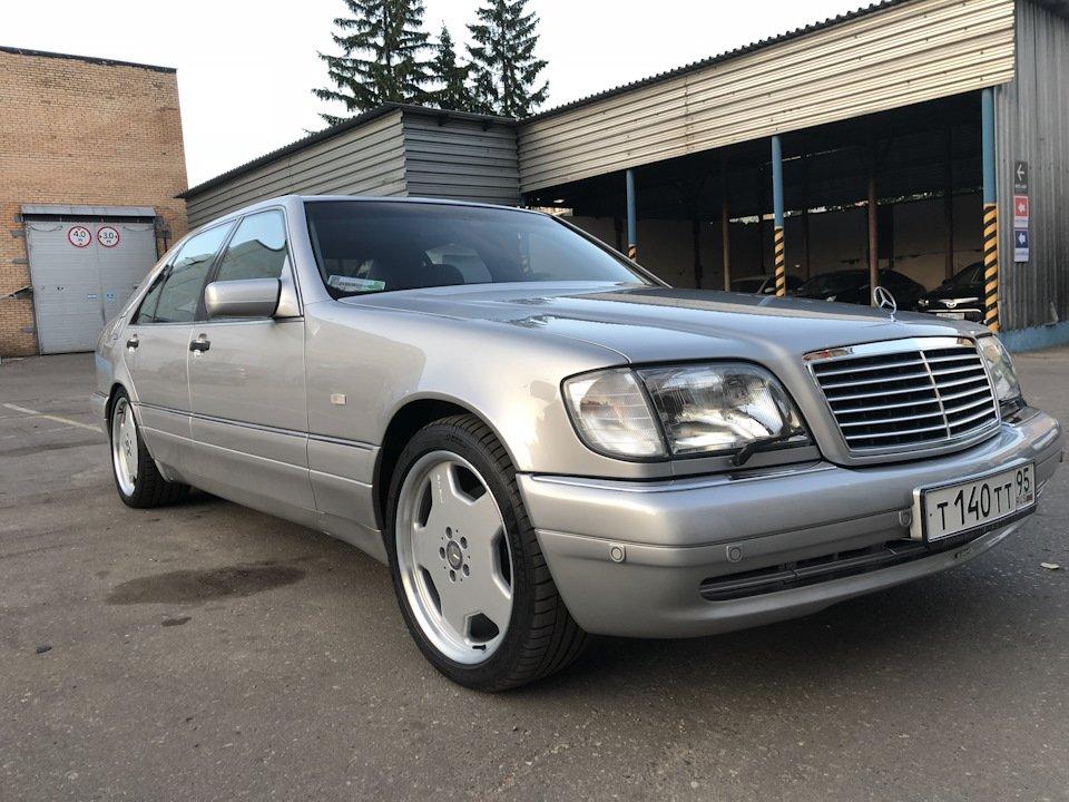 Mercedes-Benz S500 AMG W140 (23)