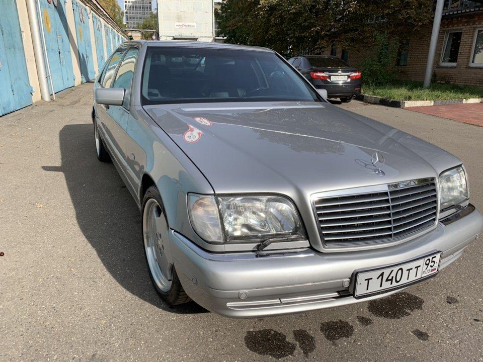 Mercedes-Benz S500 AMG W140 (26)