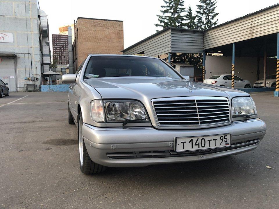 Mercedes-Benz S500 AMG W140 (28)