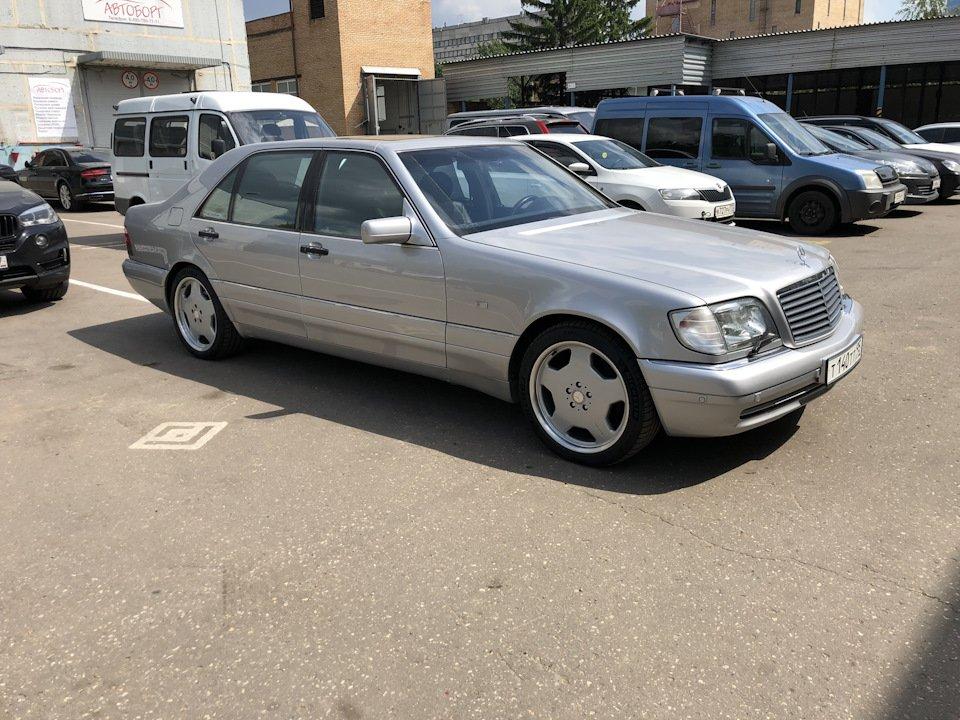 Mercedes-Benz S500 AMG W140 (29)