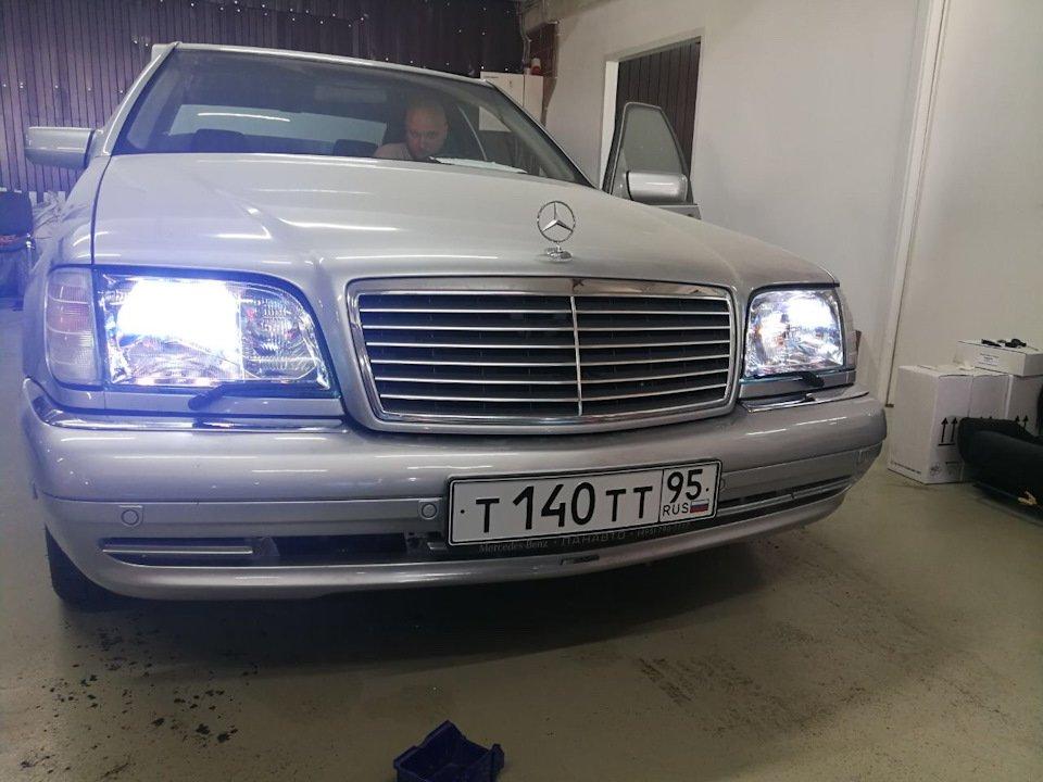 Mercedes-Benz S500 AMG W140 (4)