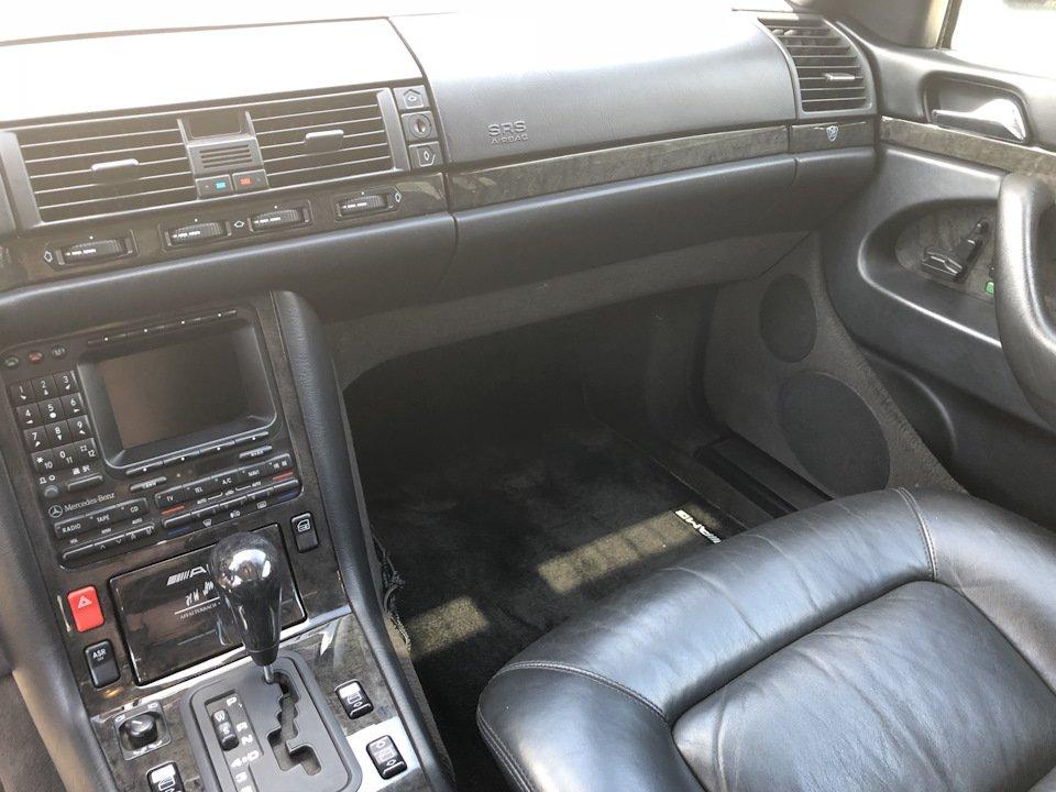 Mercedes-Benz S500 AMG W140 (5)