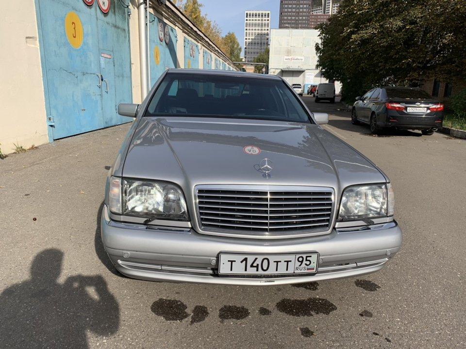 Mercedes-Benz S500 AMG W140 (6)