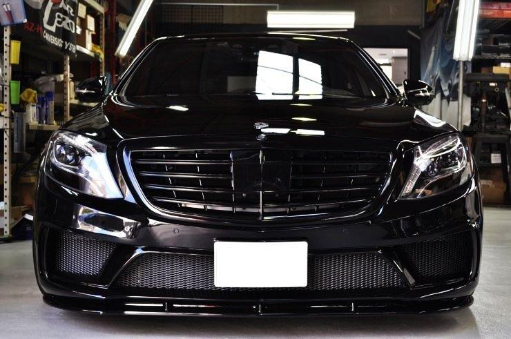 Mercedes-Benz S550 AIMGAIN W222 (1)
