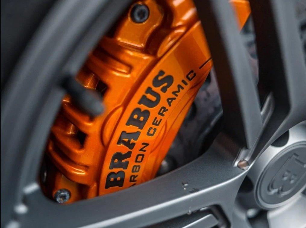 Mercedes-Benz S600 W140 Brabus 7 (12)