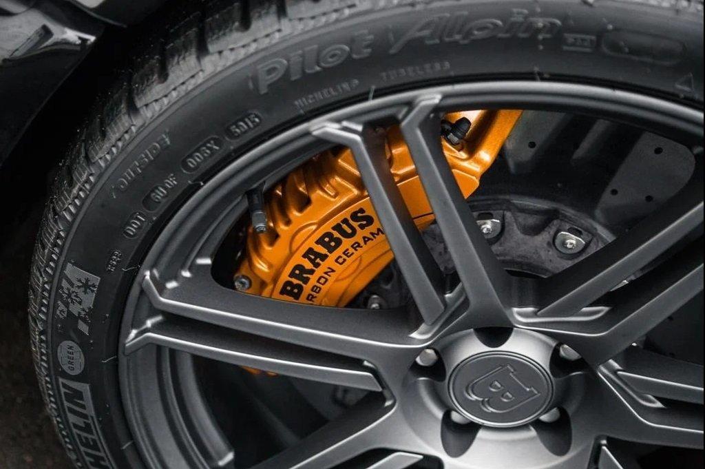 Mercedes-Benz S600 W140 Brabus 7 (17)