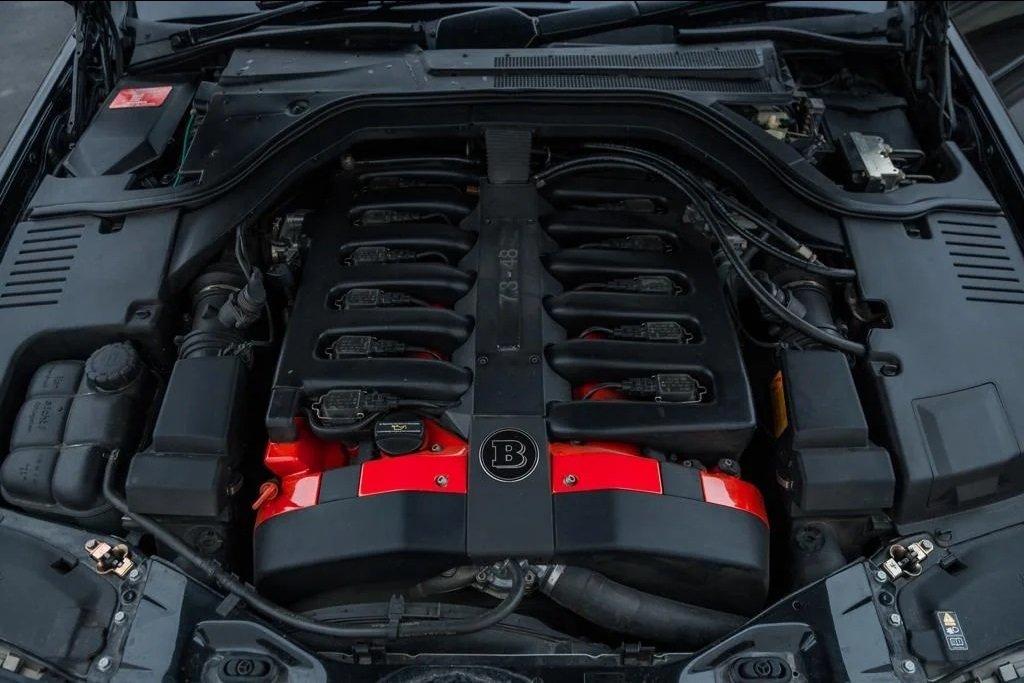 Mercedes-Benz S600 W140 Brabus 7 (18)