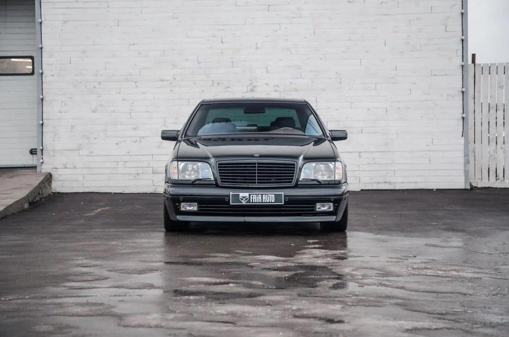 Mercedes-Benz S600 W140 Brabus 7 (1)