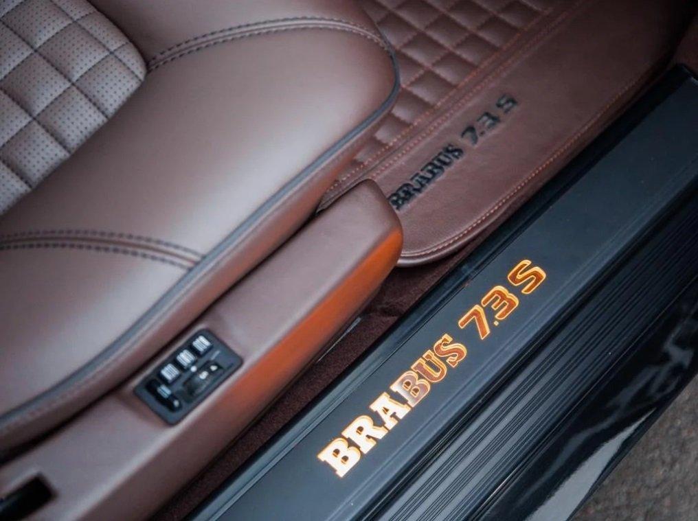 Mercedes-Benz S600 W140 Brabus 7 (20)