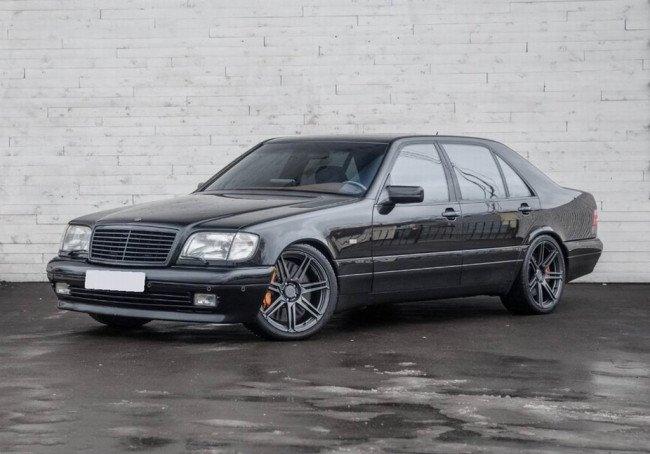 Mercedes-Benz S600 W140 Brabus 7 (25)