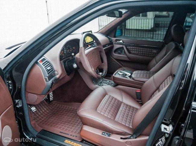 Mercedes-Benz S600 W140 Brabus 7 (28)