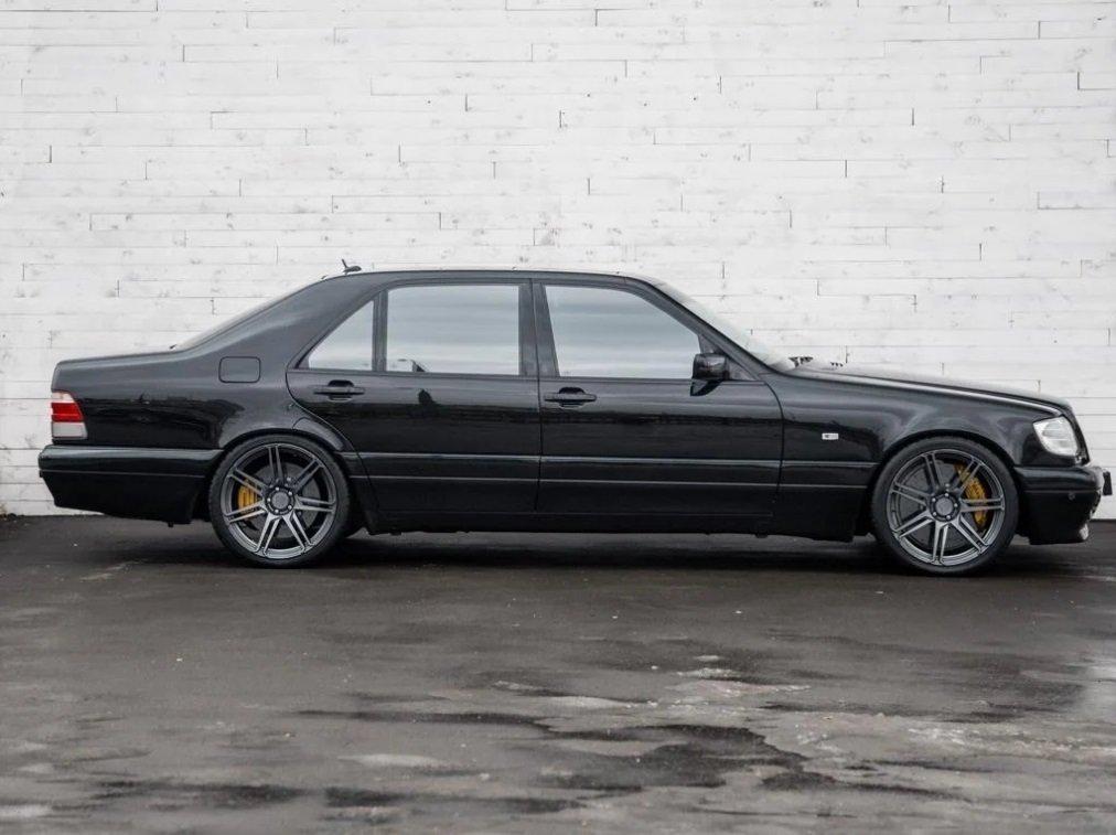 Mercedes-Benz S600 W140 Brabus 7 (3)