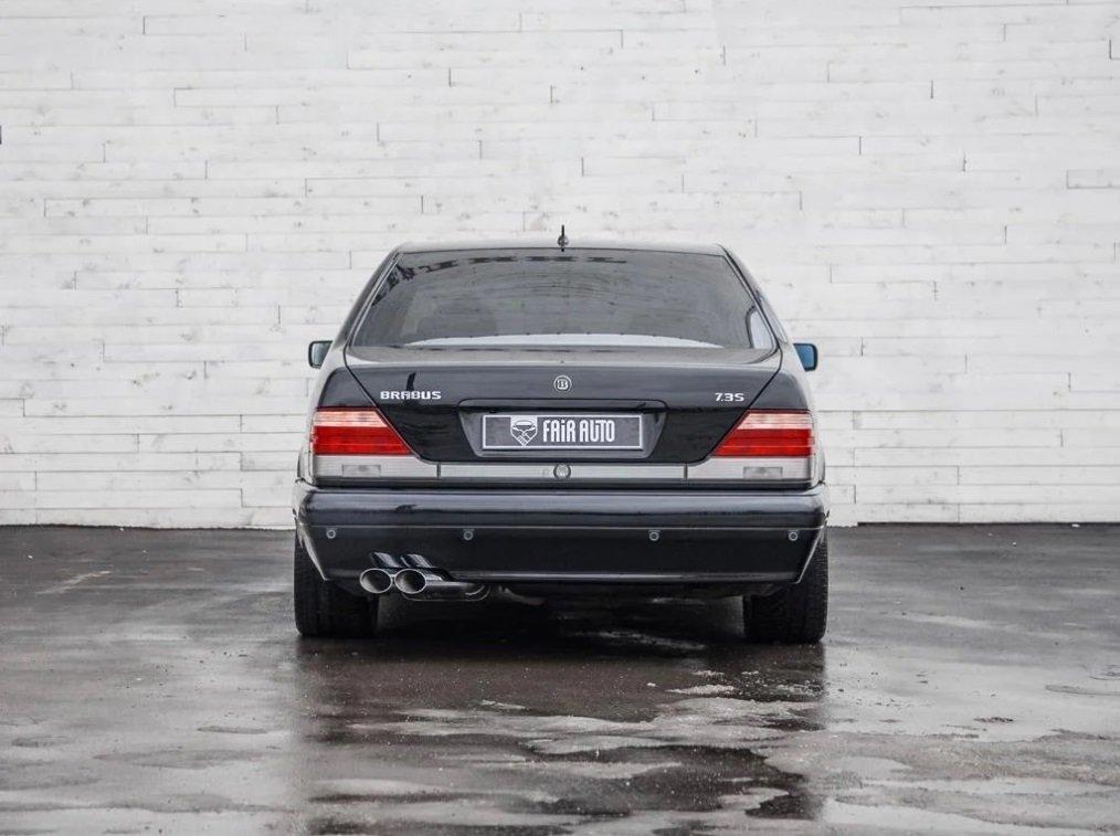 Mercedes-Benz S600 W140 Brabus 7 (4)