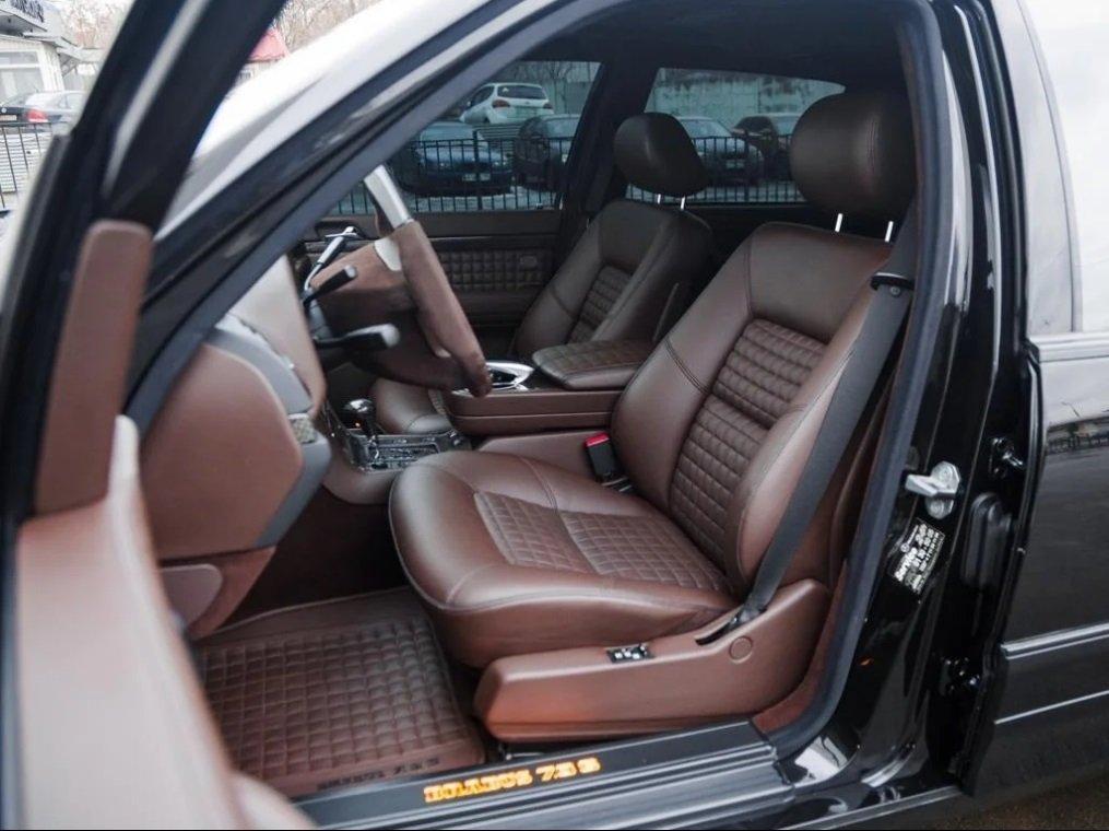 Mercedes-Benz S600 W140 Brabus 7 (6)