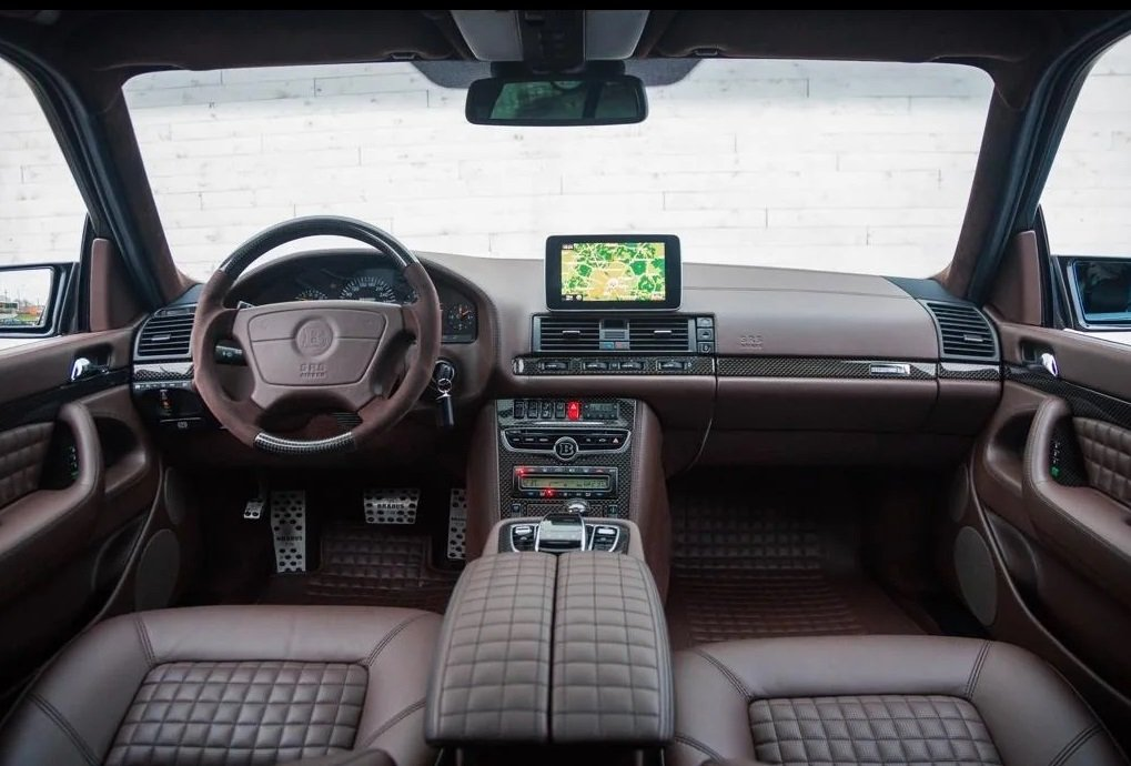 Mercedes-Benz S600 W140 Brabus 7 (7)