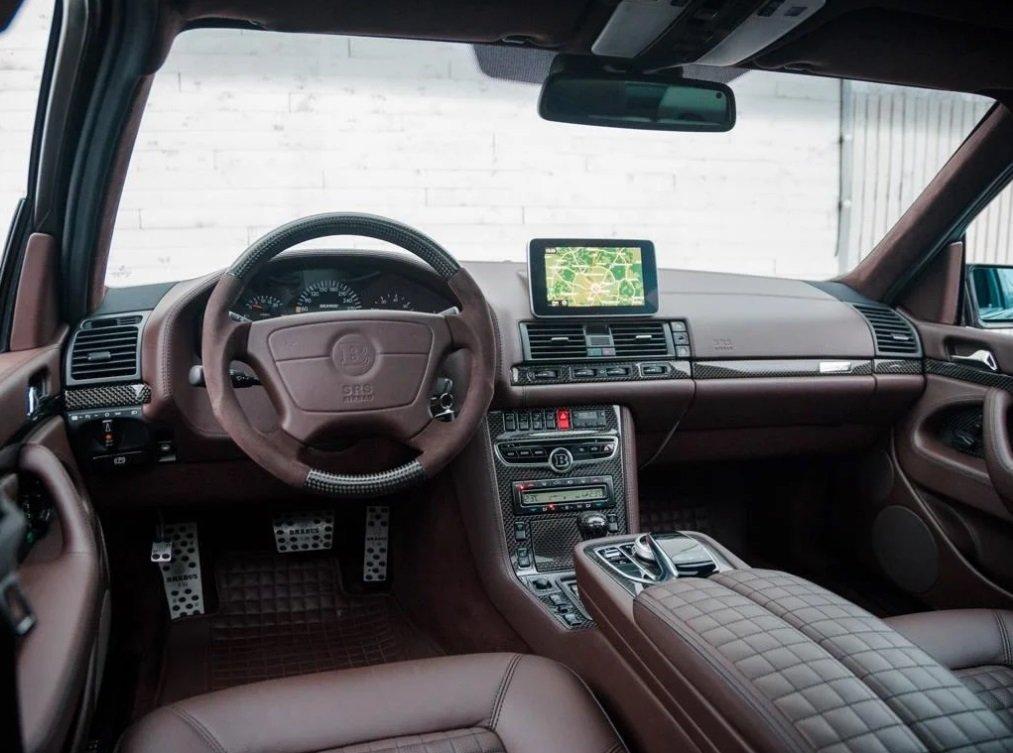 Mercedes-Benz S600 W140 Brabus 7 (8)