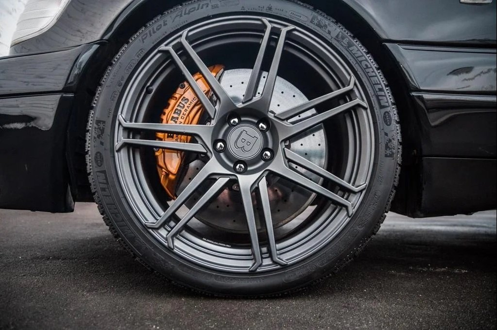 Mercedes-Benz S600 W140 Brabus 7 (9)