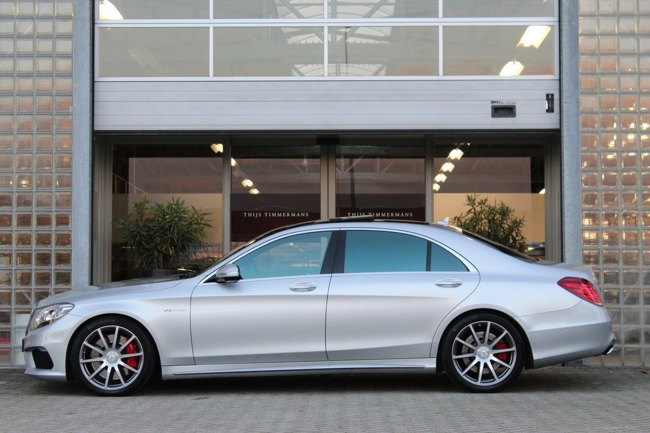 Mercedes-Benz S63 AMG 4Matic (8)