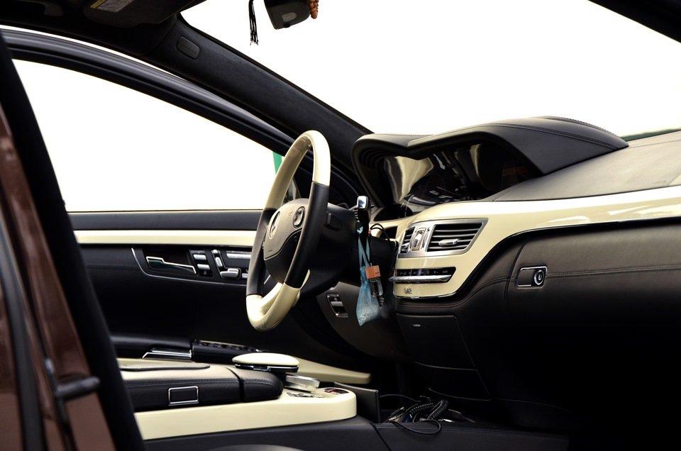 Mercedes-Benz S65 AMG W221 Designo (11)