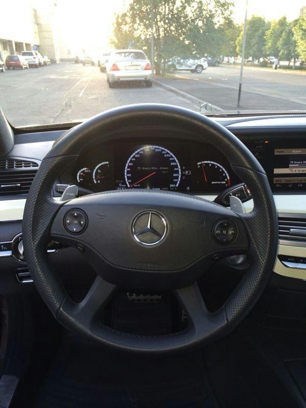 Mercedes-Benz S65 AMG W221 Designo (13)