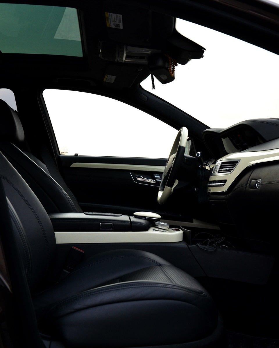 Mercedes-Benz S65 AMG W221 Designo (23)