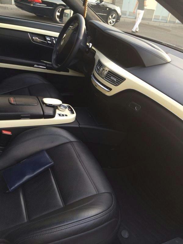 Mercedes-Benz S65 AMG W221 Designo (6)