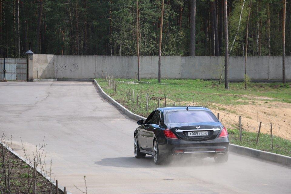 Mercedes-Benz S65 AMG W222 (1)