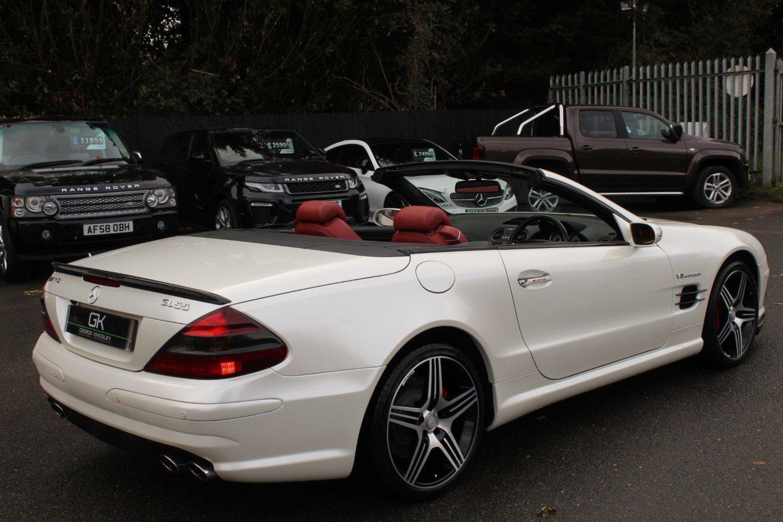 Mercedes-Benz SL55 AMG KOMPRESSOR R230 (16)