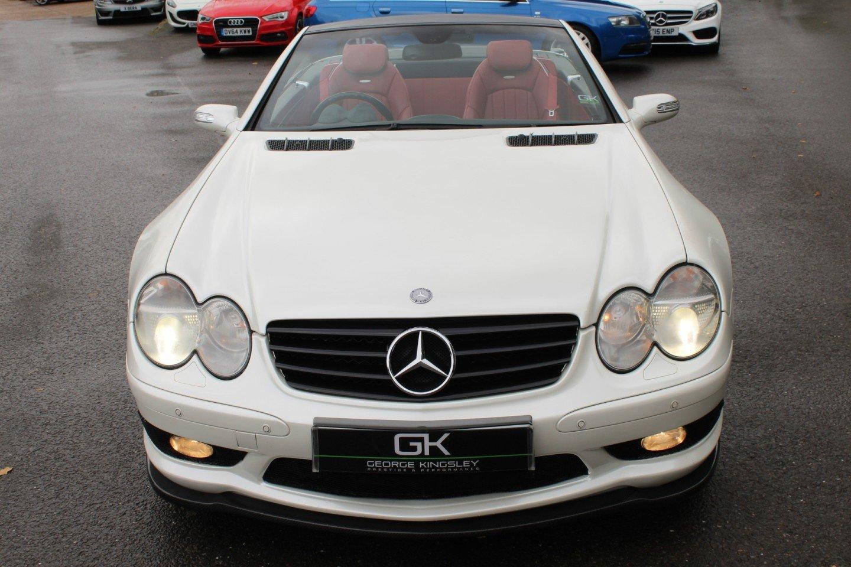 Mercedes-Benz SL55 AMG KOMPRESSOR R230 (22)