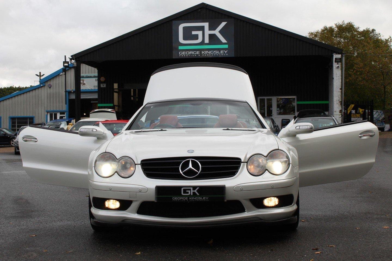 Mercedes-Benz SL55 AMG KOMPRESSOR R230 (23)