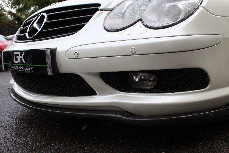 Mercedes-Benz SL55 AMG KOMPRESSOR R230 (28)
