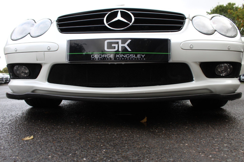 Mercedes-Benz SL55 AMG KOMPRESSOR R230 (29)