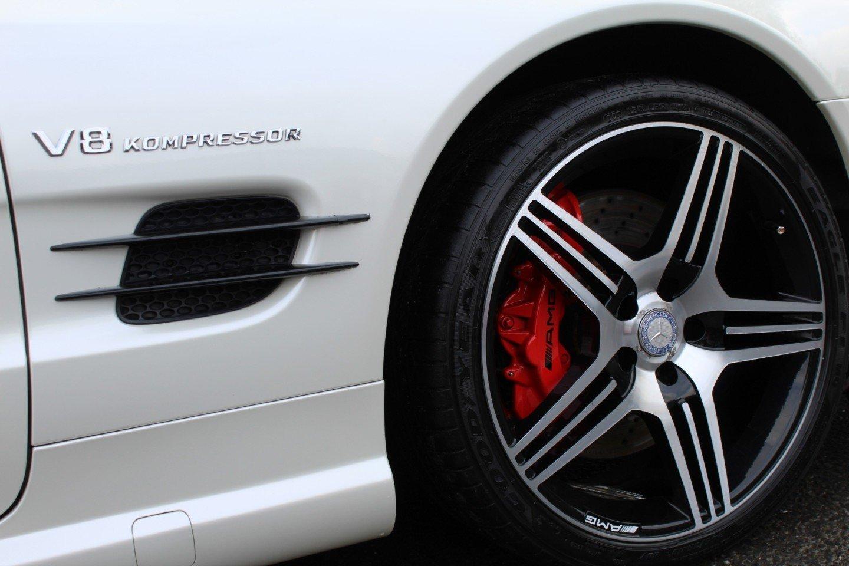 Mercedes-Benz SL55 AMG KOMPRESSOR R230 (32)