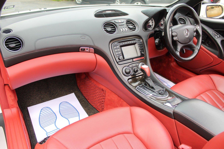 Mercedes-Benz SL55 AMG KOMPRESSOR R230 (35)