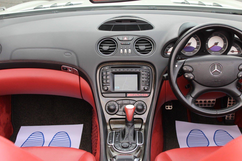 Mercedes-Benz SL55 AMG KOMPRESSOR R230 (41)