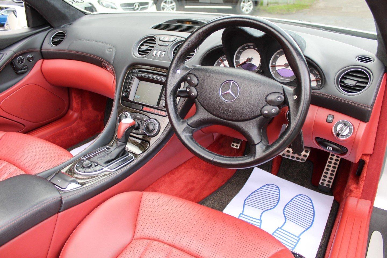 Mercedes-Benz SL55 AMG KOMPRESSOR R230 (44)