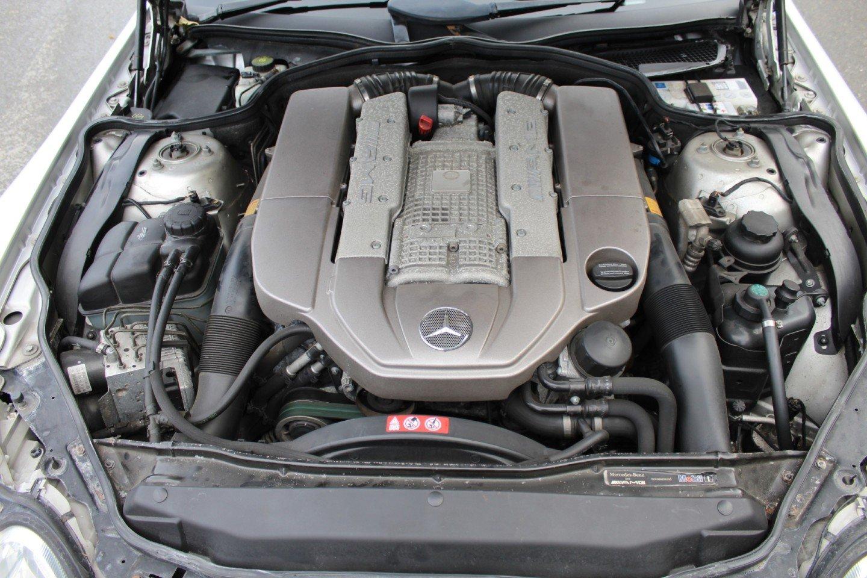 Mercedes-Benz SL55 AMG KOMPRESSOR R230 (60)