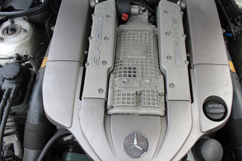 Mercedes-Benz SL55 AMG KOMPRESSOR R230 (61)