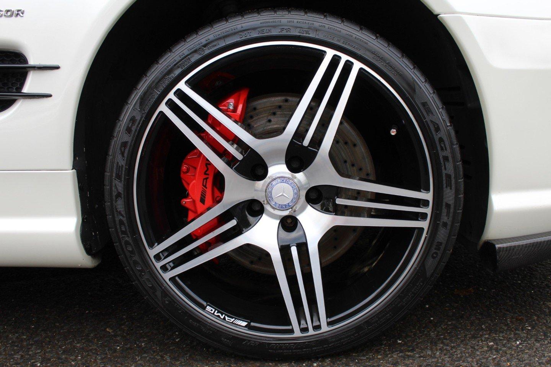 Mercedes-Benz SL55 AMG KOMPRESSOR R230 (62)