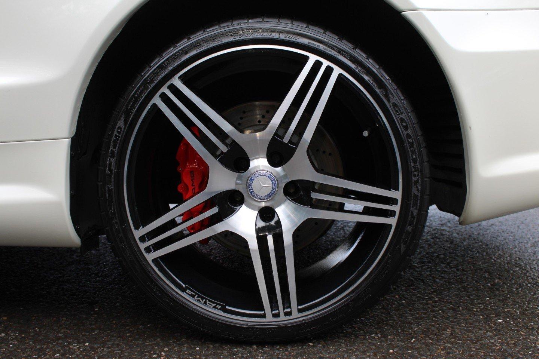 Mercedes-Benz SL55 AMG KOMPRESSOR R230 (64)