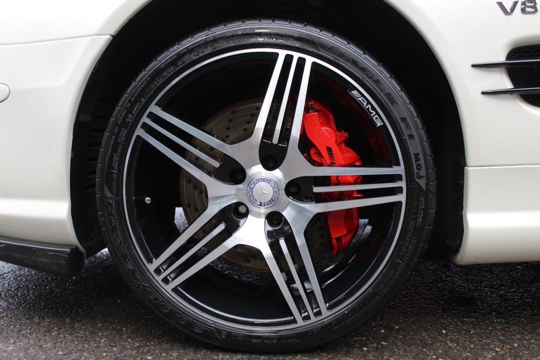 Mercedes-Benz SL55 AMG KOMPRESSOR R230 (65)