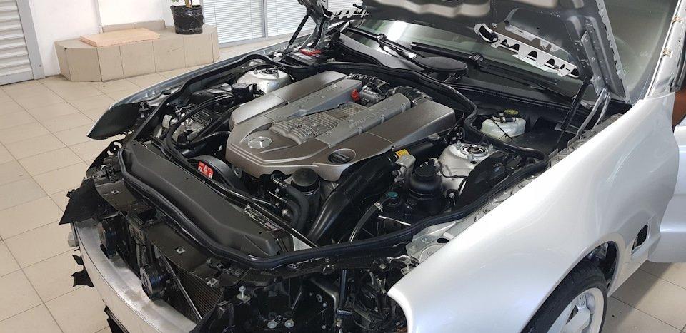 Mercedes-Benz SL55 AMG R230 (10)