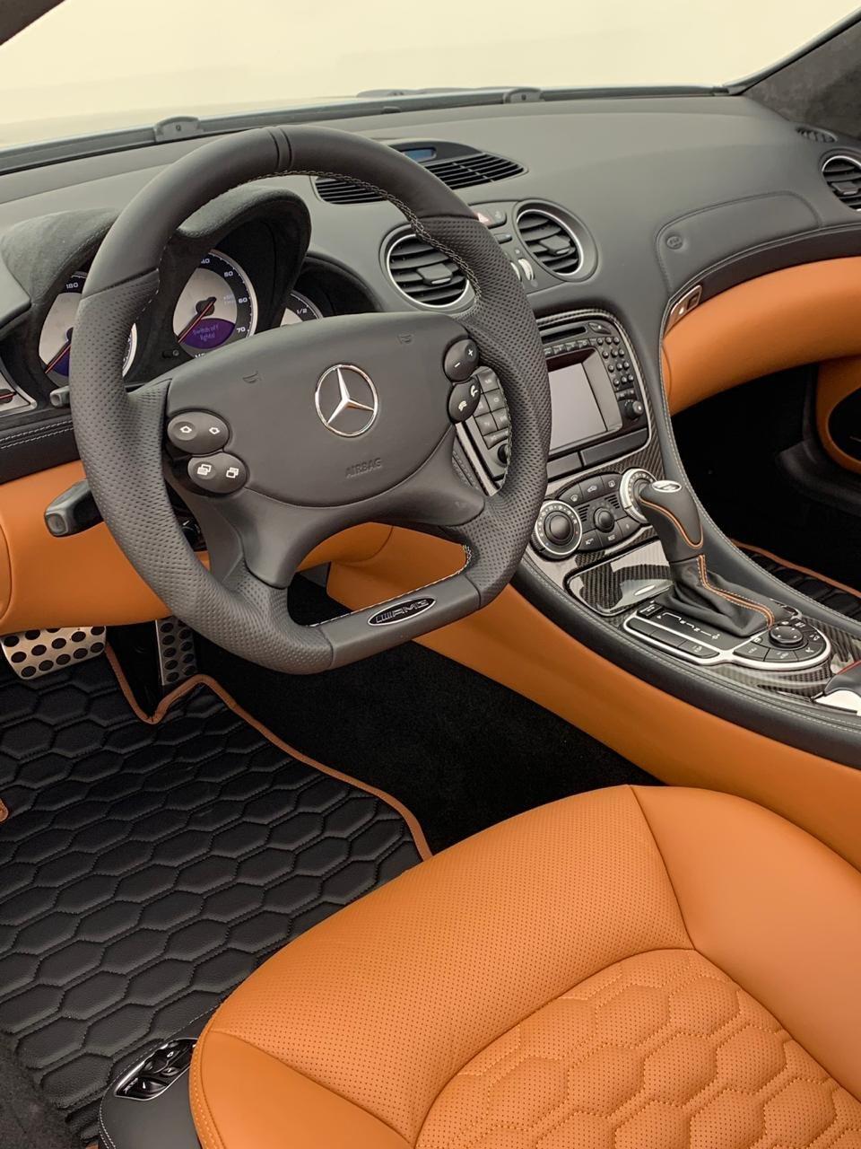 Mercedes-Benz SL55 AMG R230 (11)