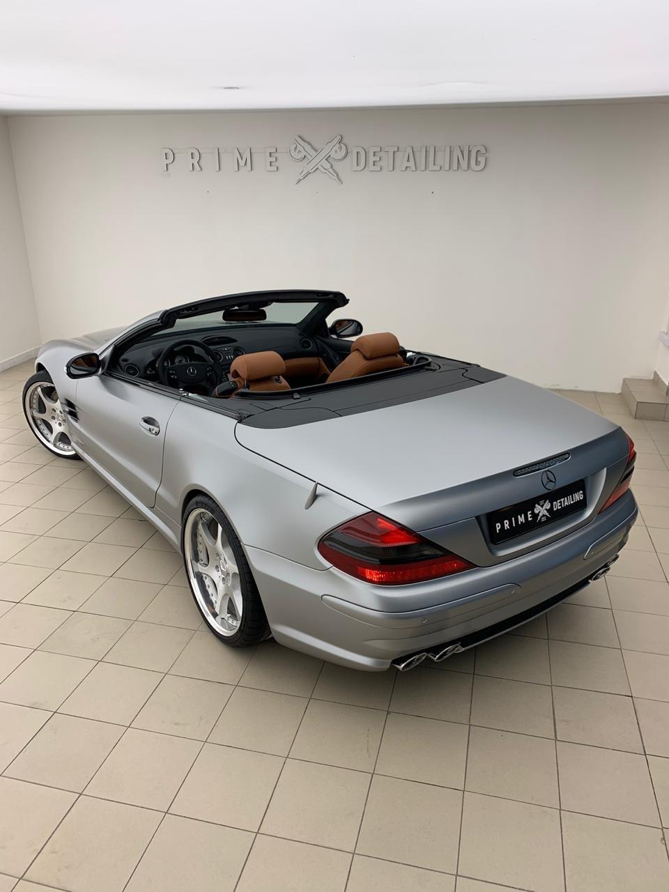 Mercedes-Benz SL55 AMG R230 (15)