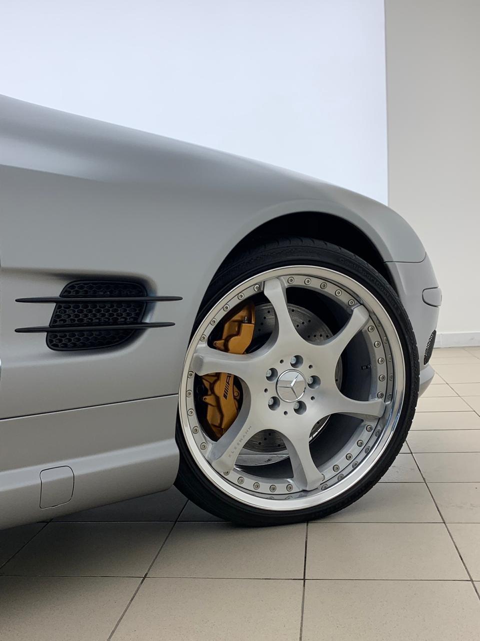 Mercedes-Benz SL55 AMG R230 (16)