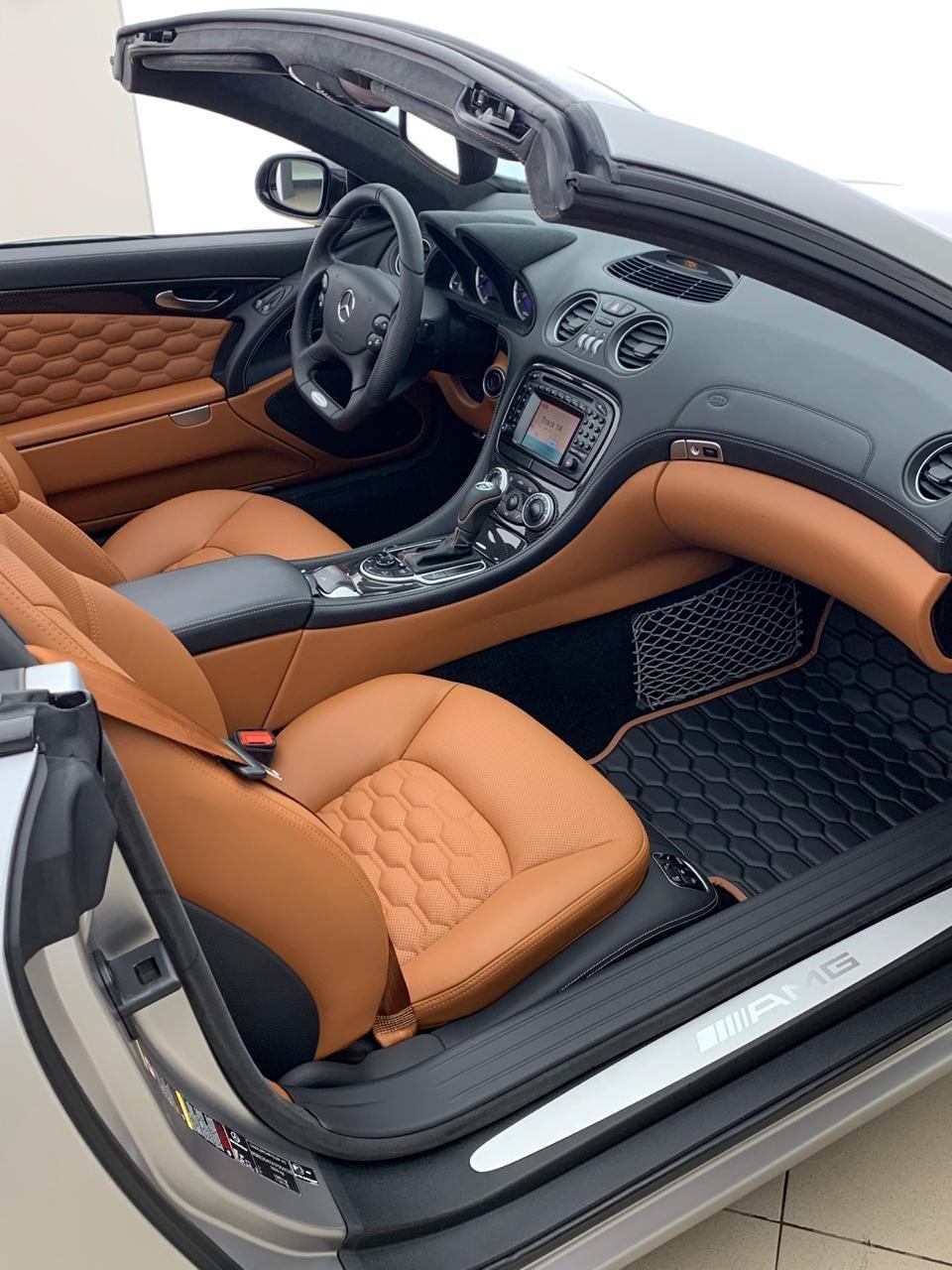 Mercedes-Benz SL55 AMG R230 (17)