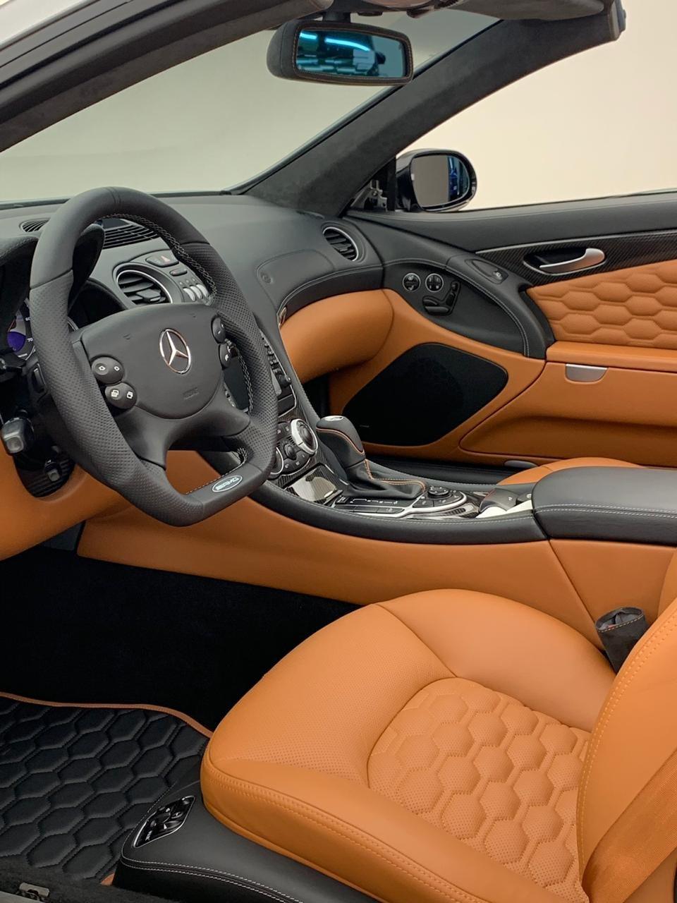 Mercedes-Benz SL55 AMG R230 (21)