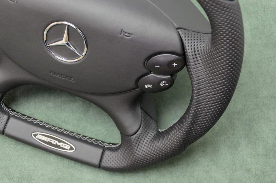 Mercedes-Benz SL55 AMG R230 (24)