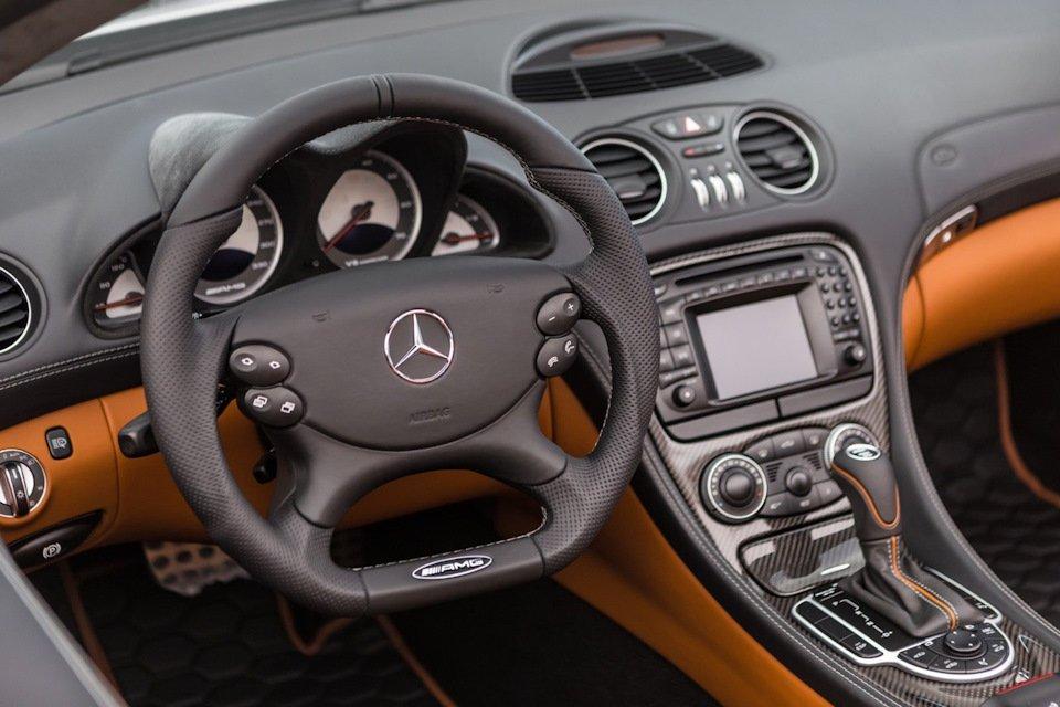 Mercedes-Benz SL55 AMG R230 (25)